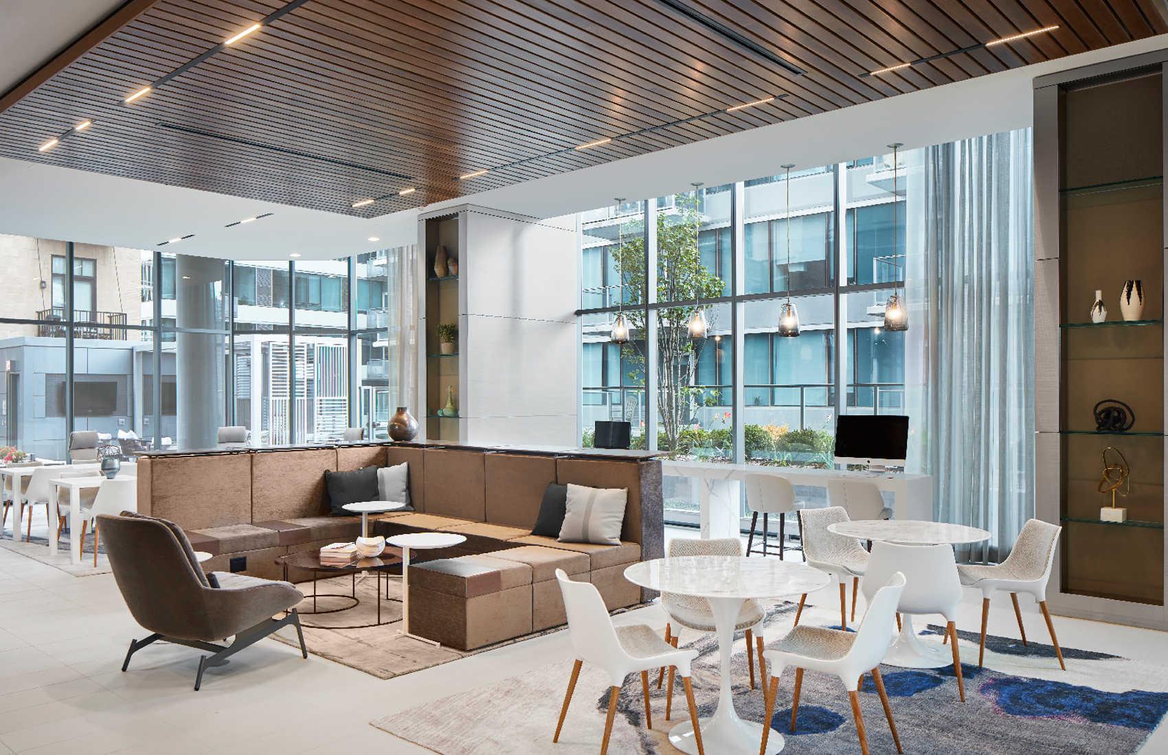 Co-Working Lounge