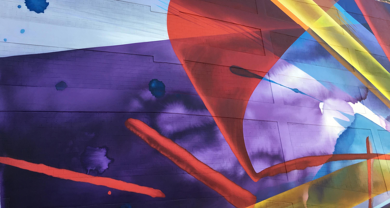 The Wabash Arts Corridor banner